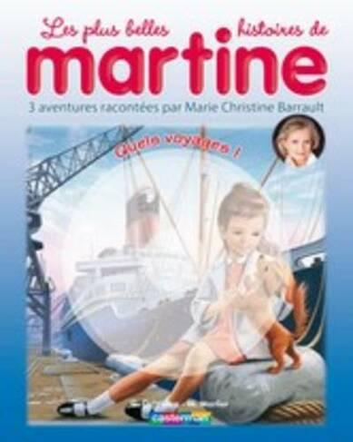 Martine Livres Cd Quels Voyages Livre Cd