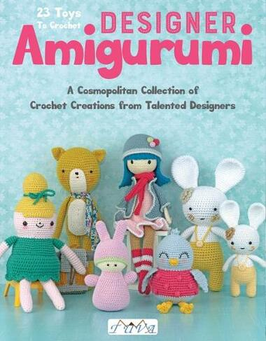 Amigurumi book ⋆ Book review ⋆ Punto Art Design ⋆ | 487x380